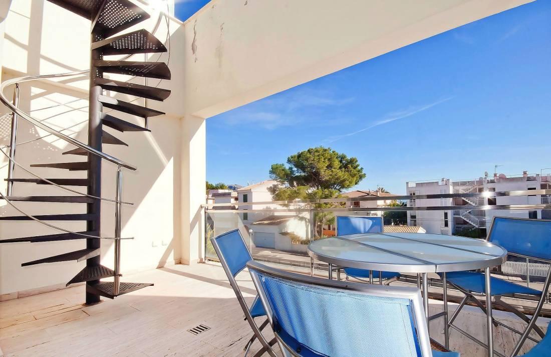 01-203 Luxus Ferienwohnung Mallorca Norden Bild 7