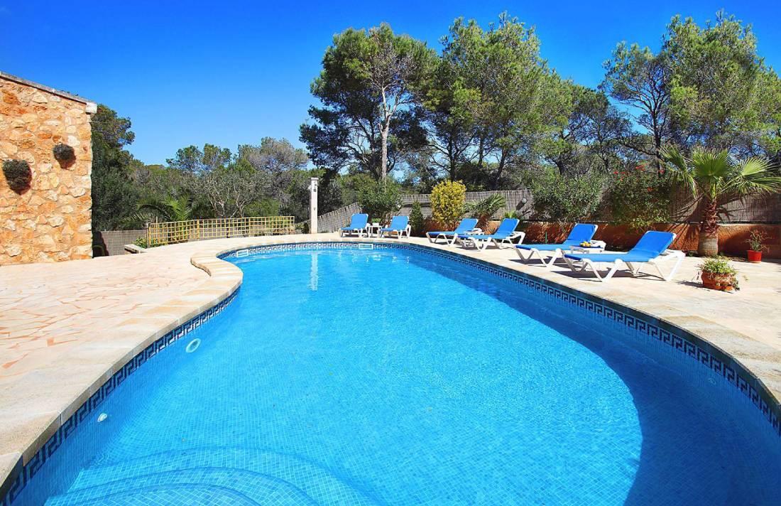 01-174 Gemütliches Ferienhaus Mallorca Süden Bild 7
