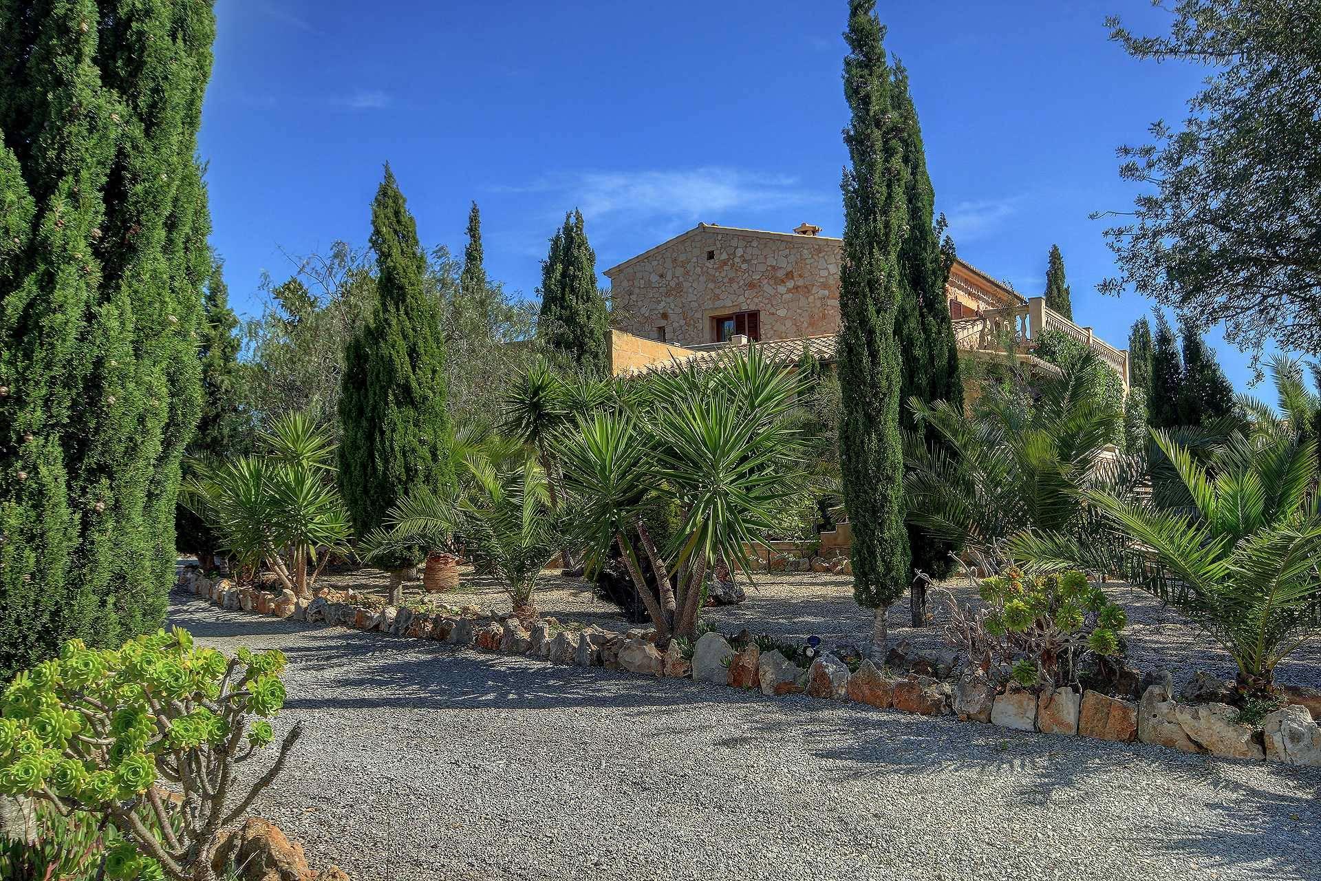 01-259 Finca Mallorca Süden mit Pool Bild 7