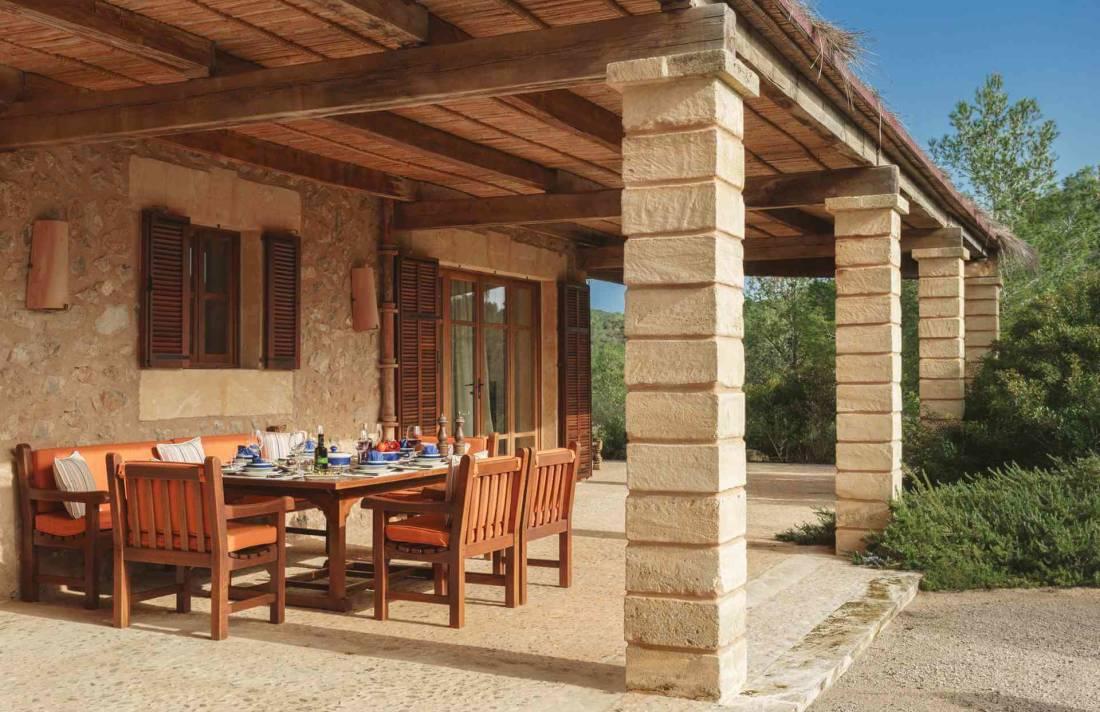 01-321 rustic Villa Mallorca east Bild 7