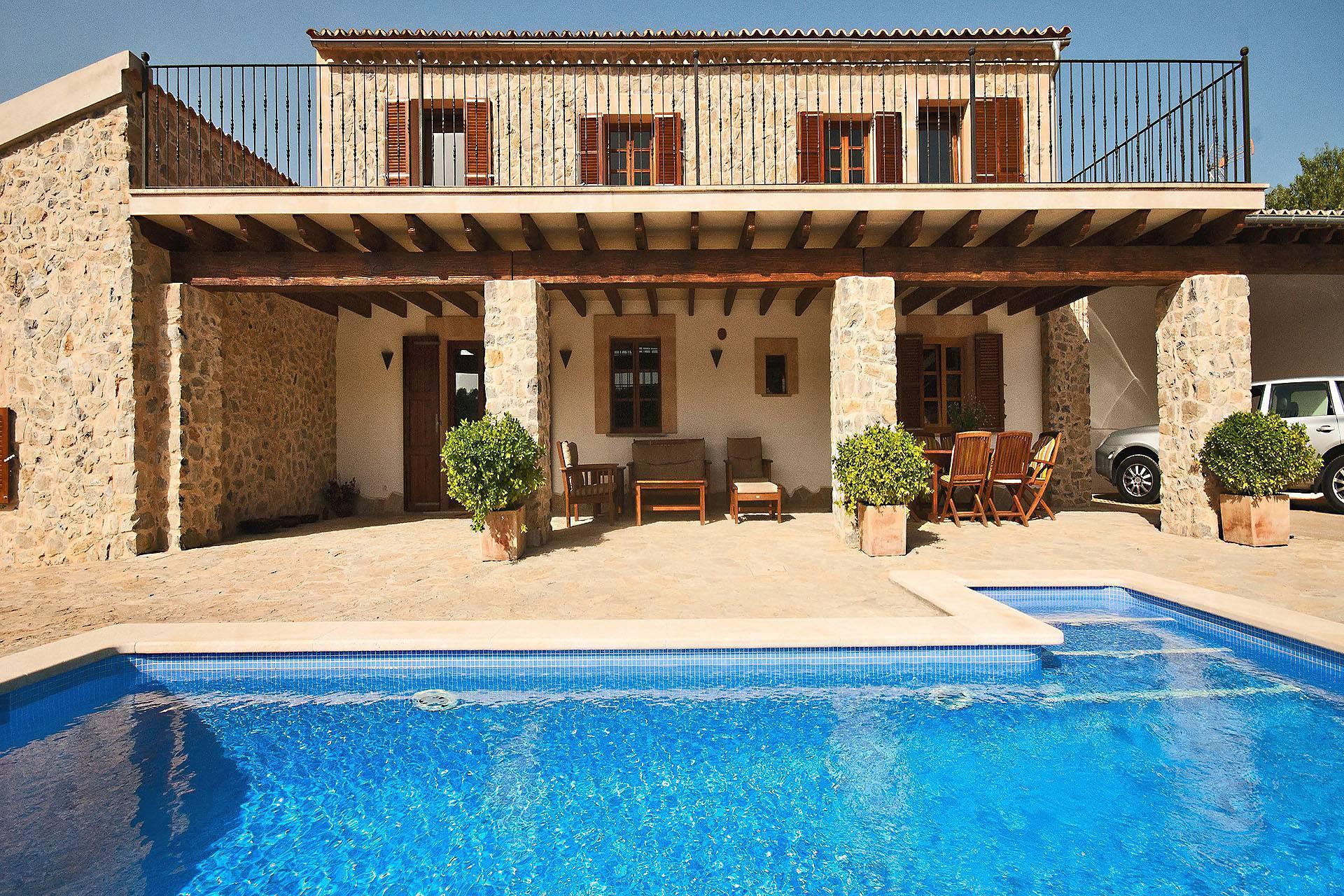 01-220 Finca Mallorca Norden mit Pool Bild 7