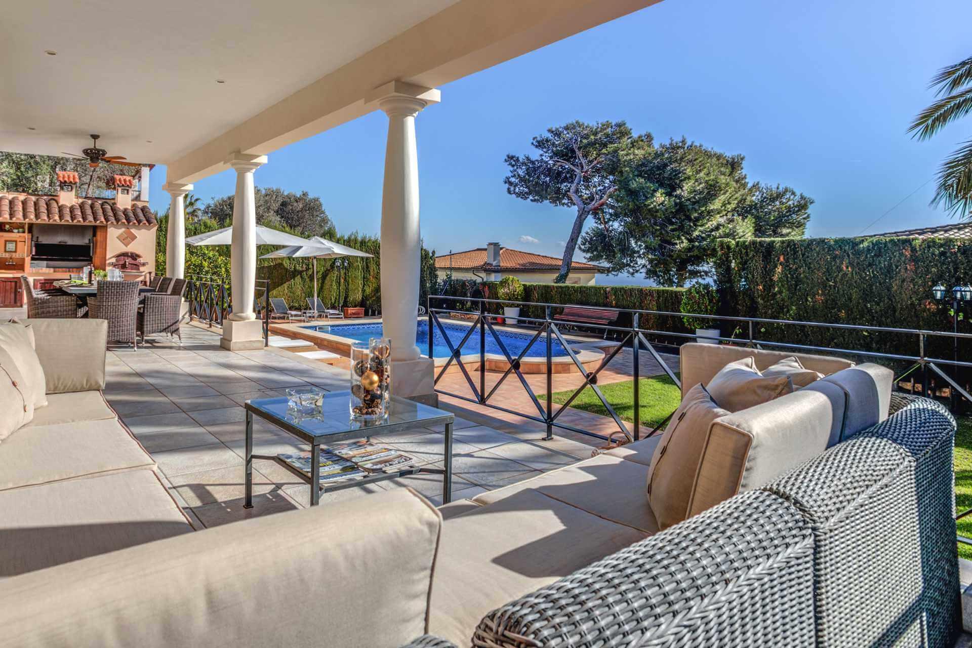 01-331 gepflegtes Ferienhaus Mallorca Südwesten Bild 7