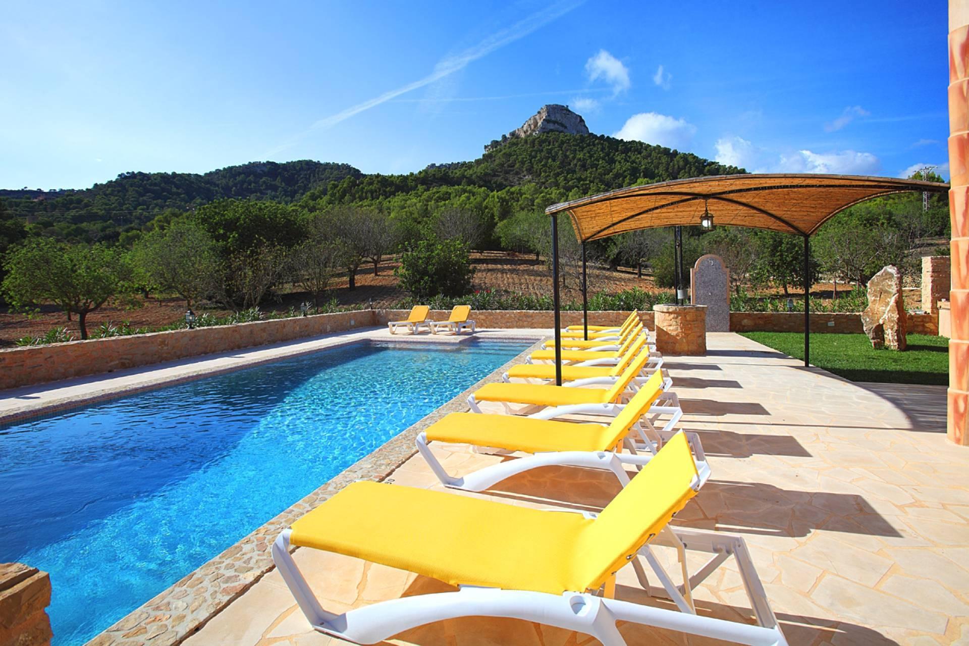 01-159 Ländliches Ferienhaus Mallorca Osten Bild 8