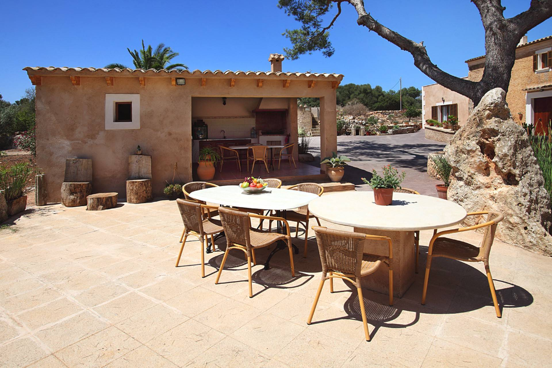 01-142 Rustikales Bauernhaus Mallorca Osten Bild 6