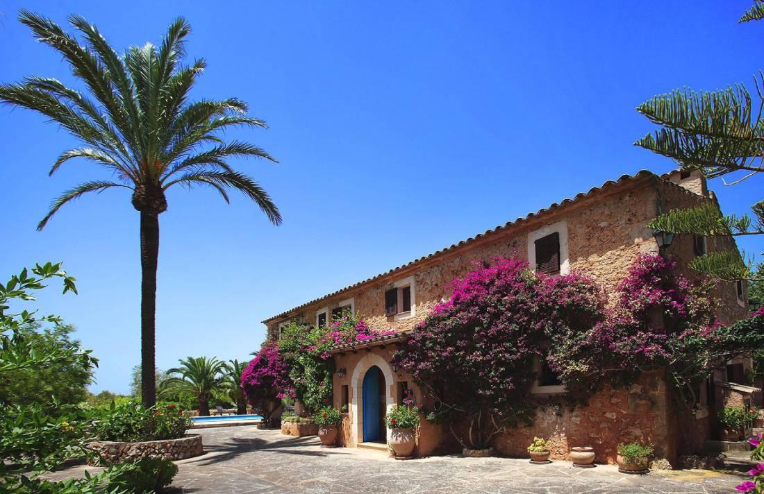 01-131 Restaurierte Finca Mallorca Osten Bild 8