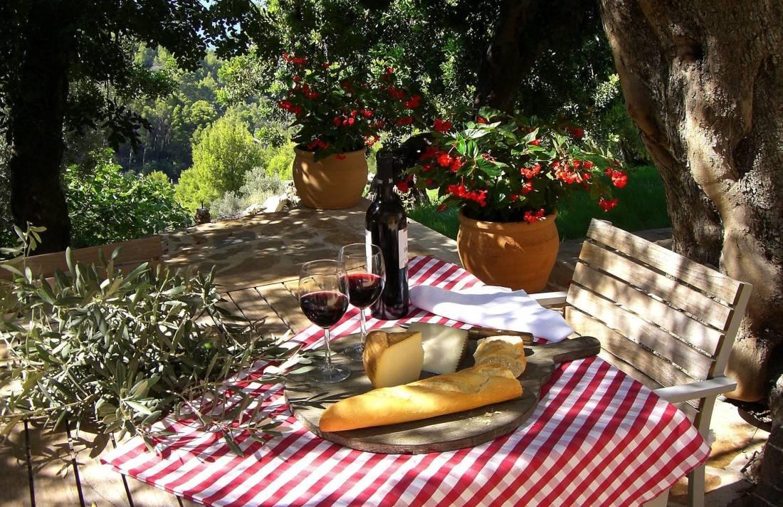 01-254 Meerblick Finca Mallorca Westen Bild 8