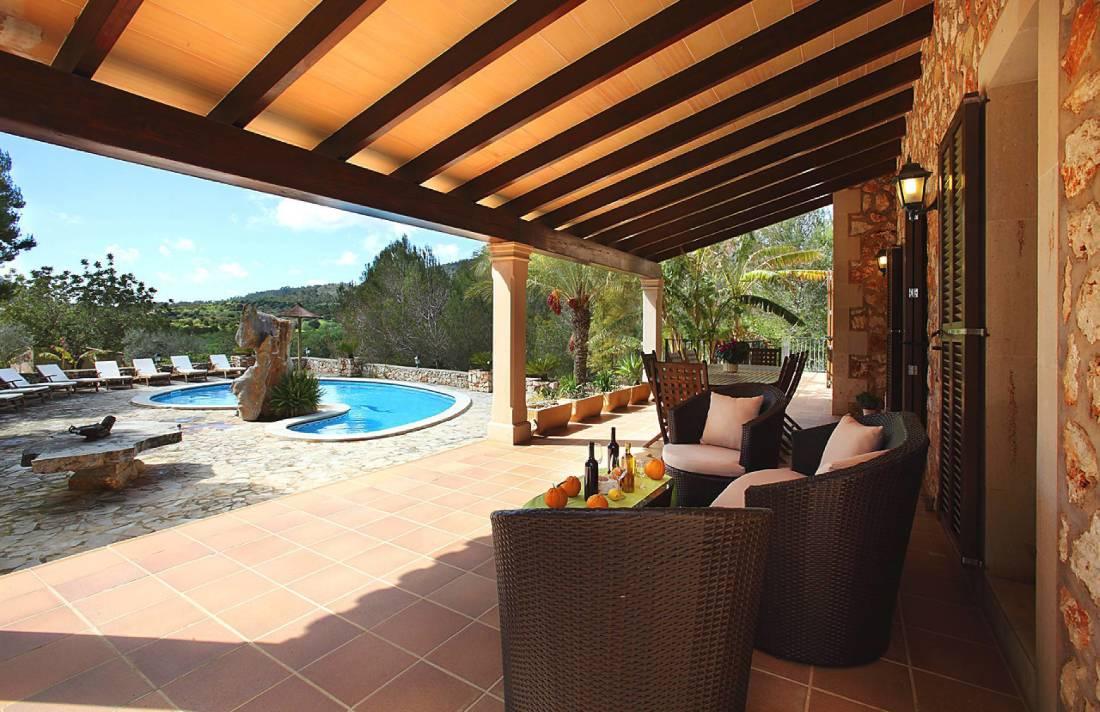 01-138 wintertaugliche Finca  Mallorca Osten Bild 8