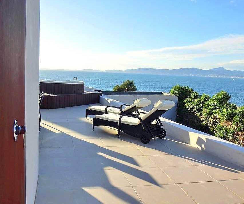 01-95 Ferienhaus Mallorca Süden mit Meerblick Bild 8