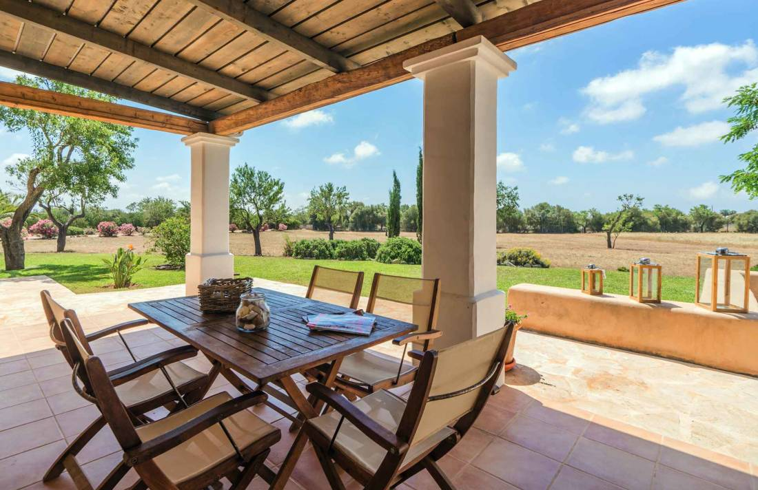 01-05 Mediterrane Finca Mallorca Süden Bild 8