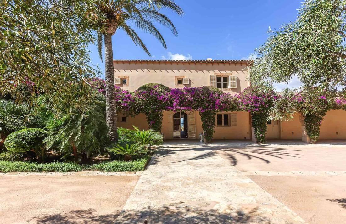 01-343 luxuriöse Finca Mallorca Süden Bild 8