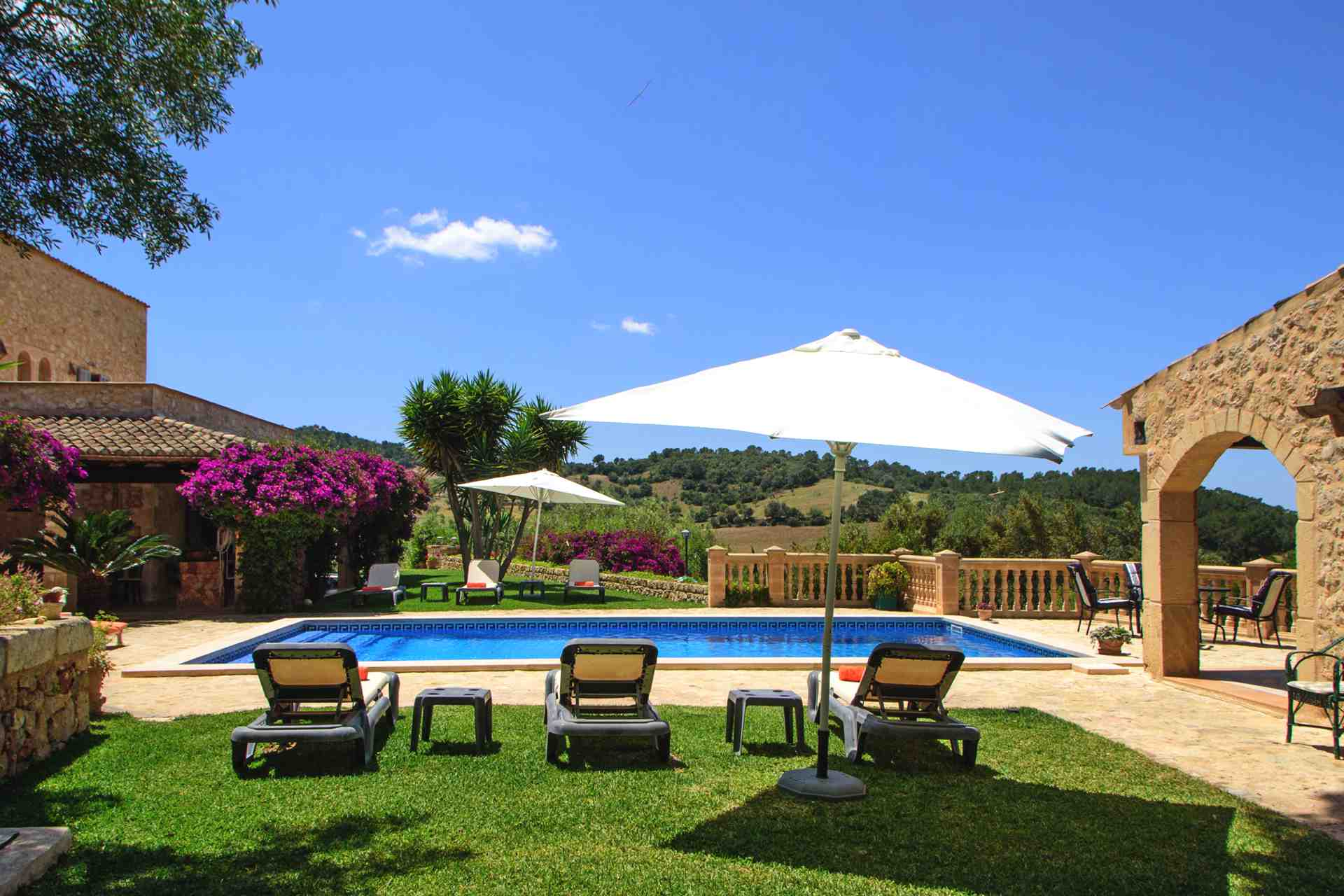 01-147 idyllic Finca Mallorca east Bild 8