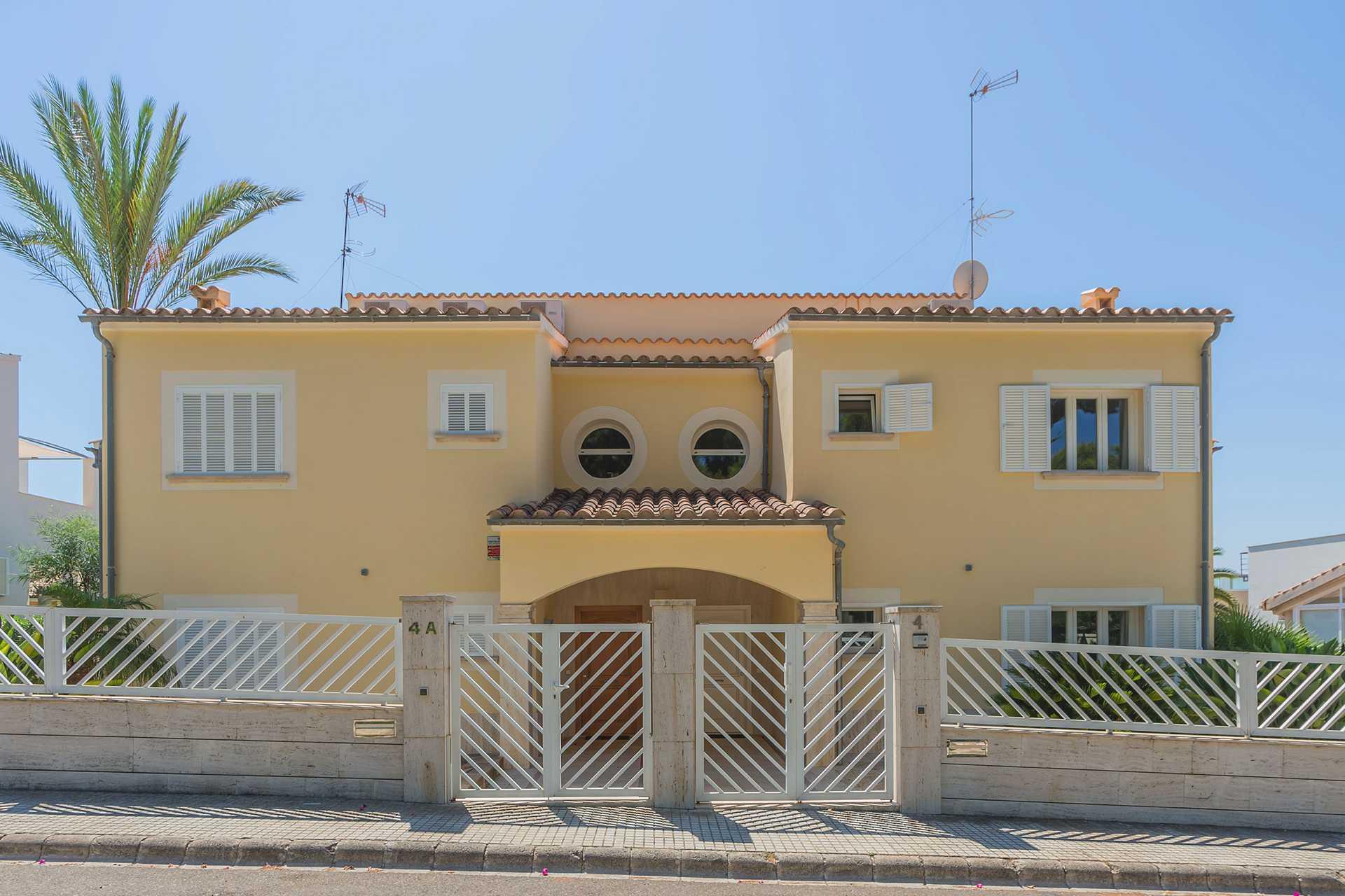 01-298 Golfplatz Chalet Mallorca Norden Bild 8