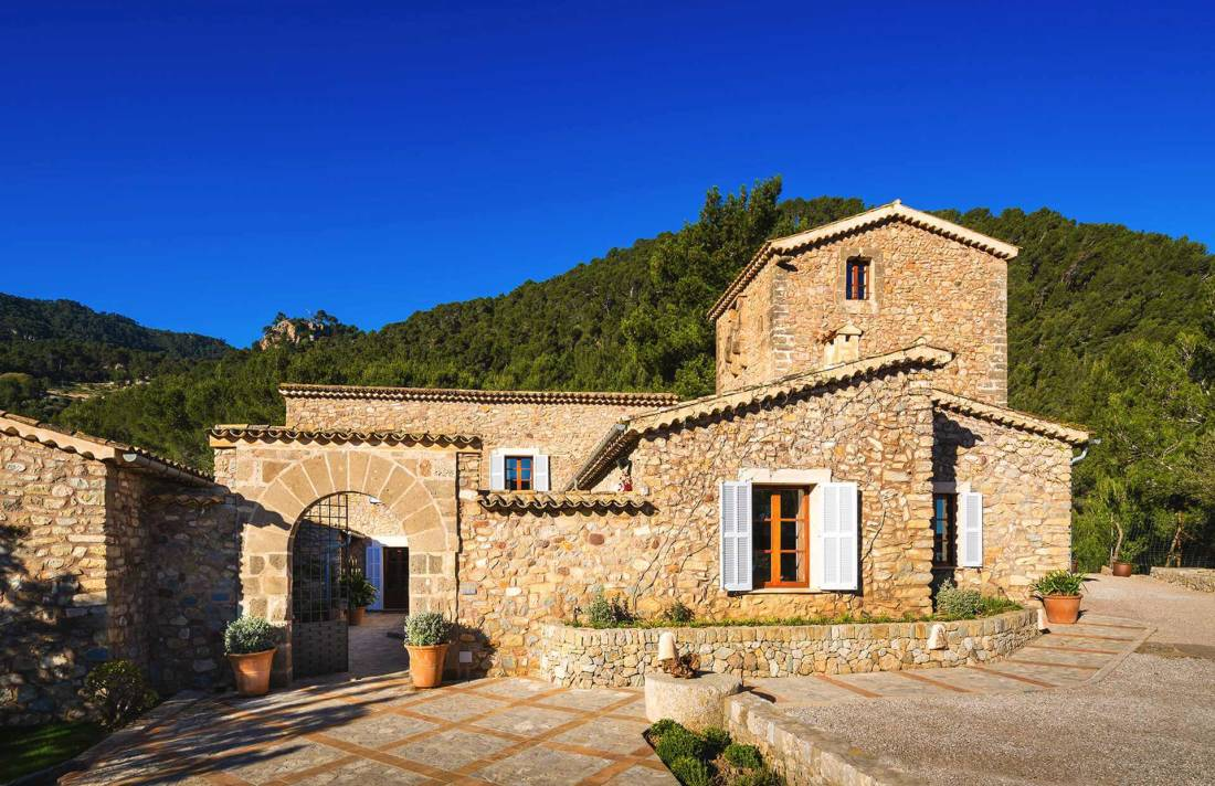 01-334 Luxus Finca Mallorca Westen Bild 8