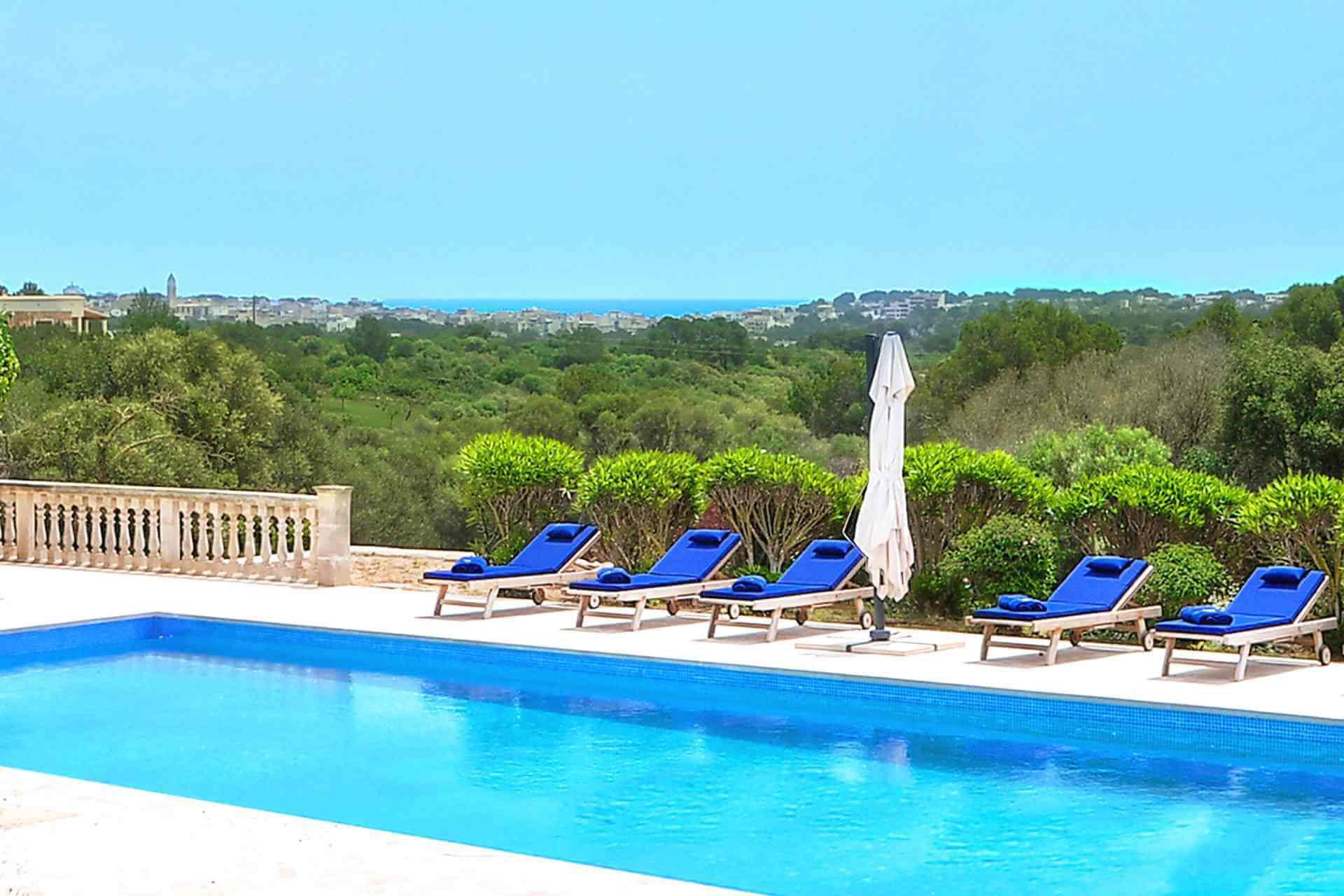 01-319 riesige luxus Finca Mallorca Osten Bild 8