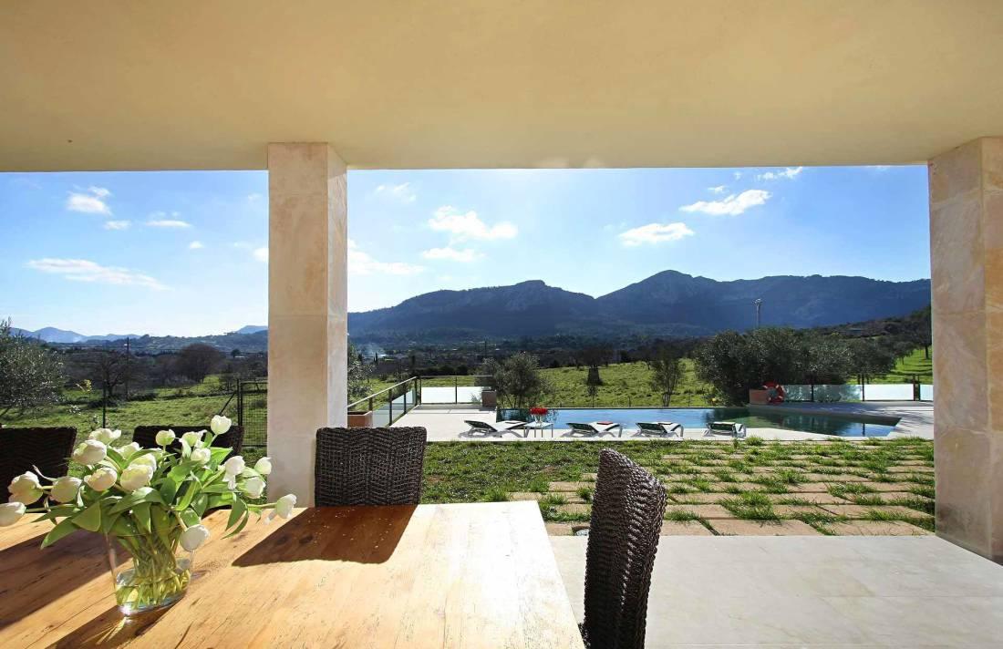 01-36 klassische Villa Mallorca Norden Bild 8