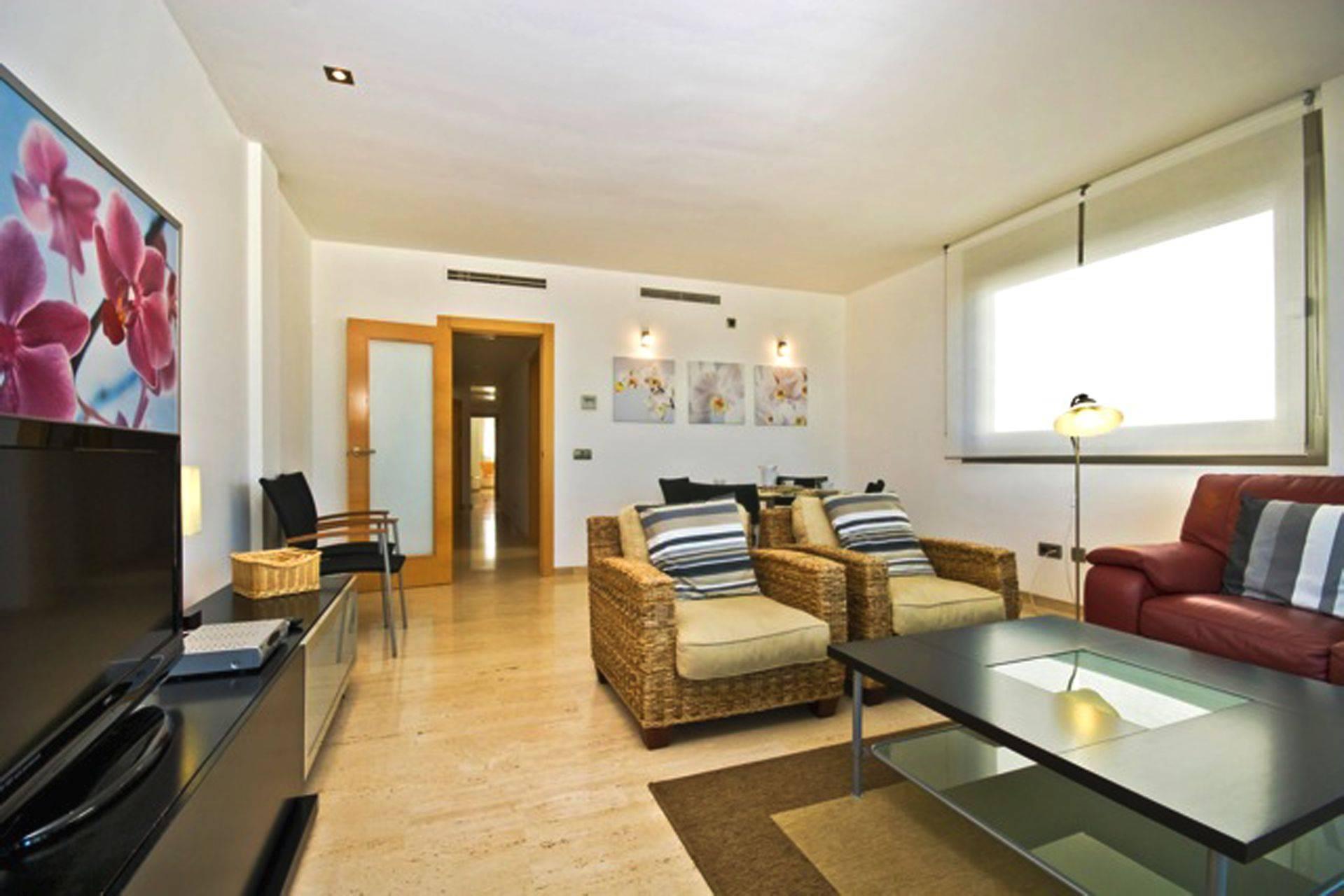 01-202  Moderne Ferienwohnung Mallorca Norden Bild 8