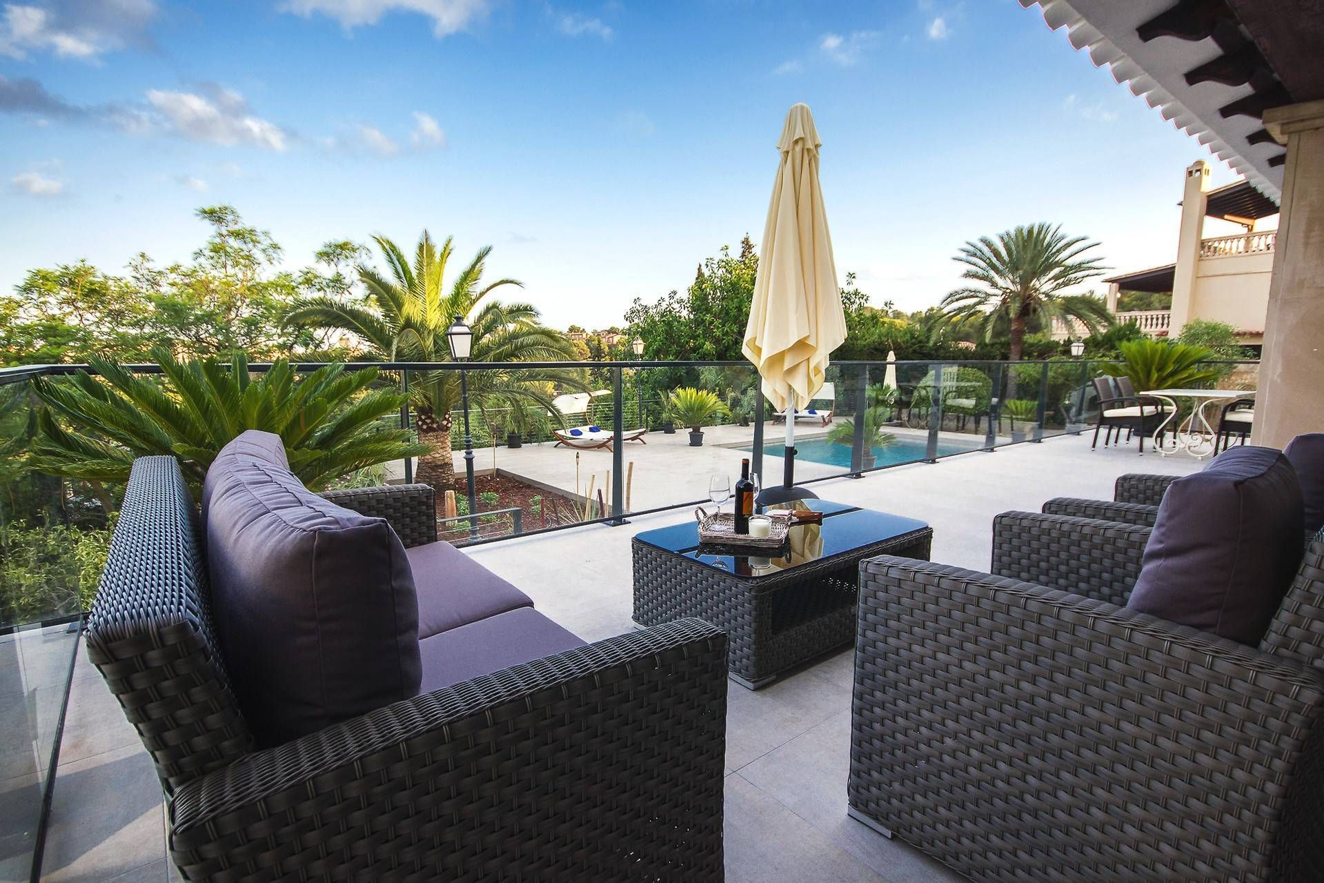 01-266 moderne Villa Mallorca Südwesten Bild 8