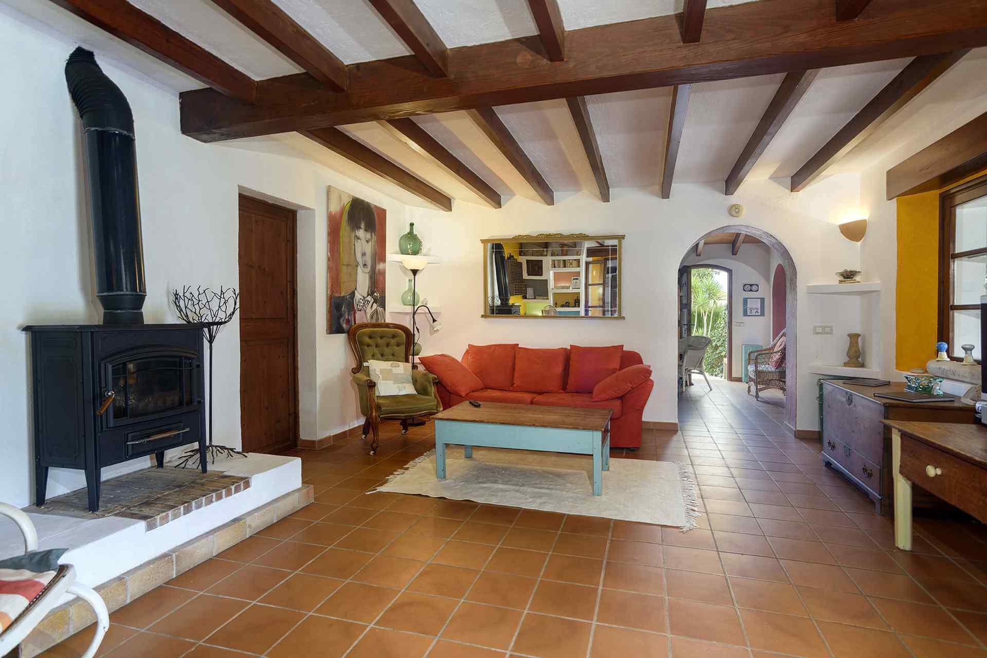 01-161 Finca mit hübschem Garten Mallorca Norden Bild 8