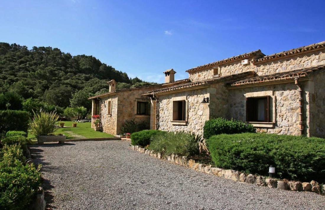 01-11 Traditionelle Finca Mallorca Norden Bild 8