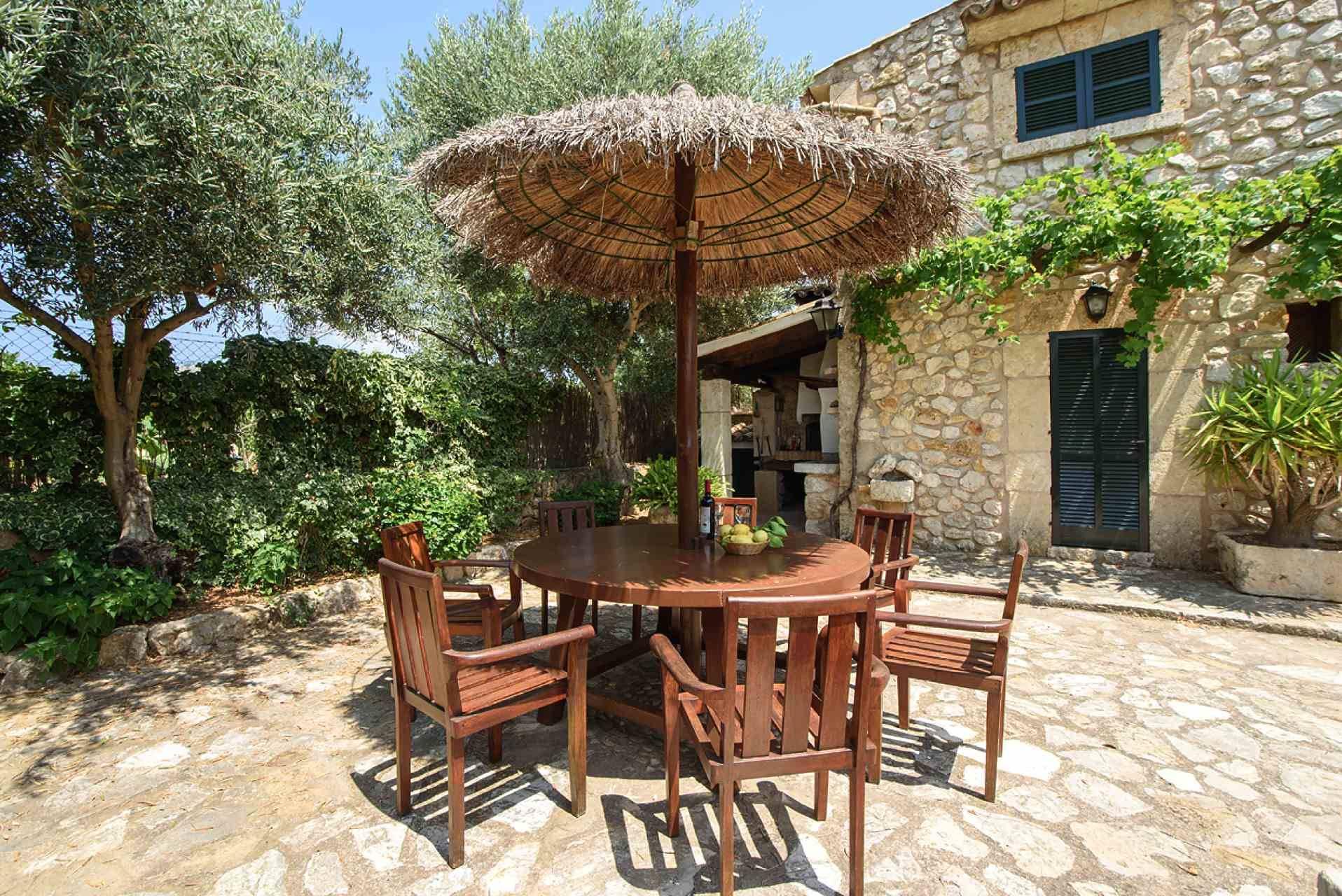 01-164 Romantische Finca Mallorca Norden Bild 8
