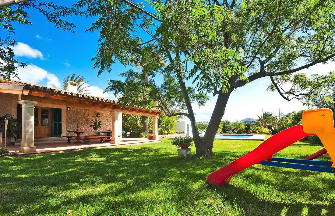 01-223 Rustic Holiday home Mallorca North Bild 7
