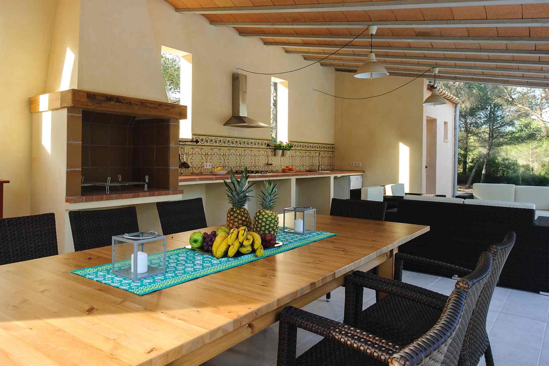 01-310 geschmackvolle Finca Mallorca Osten Bild 8