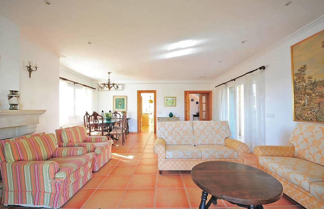01-233 Ferienhaus am Strand Mallorca Norden Bild 8