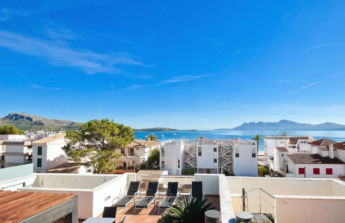 01-203 Luxus Ferienwohnung Mallorca Norden Bild 8