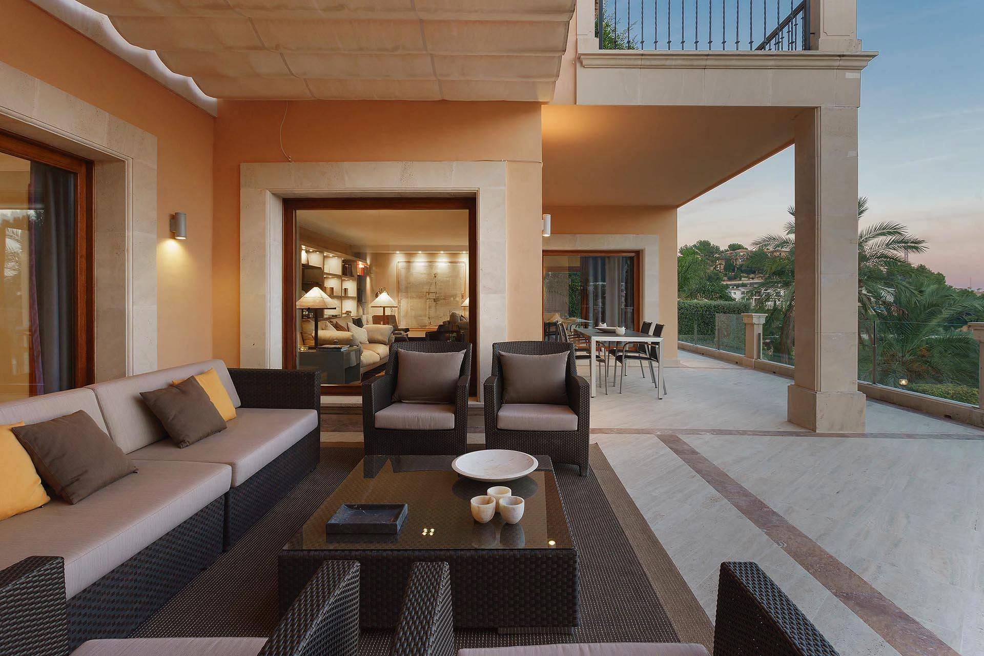 01-280 großzügige Villa nahe Palma de Mallorca Bild 8