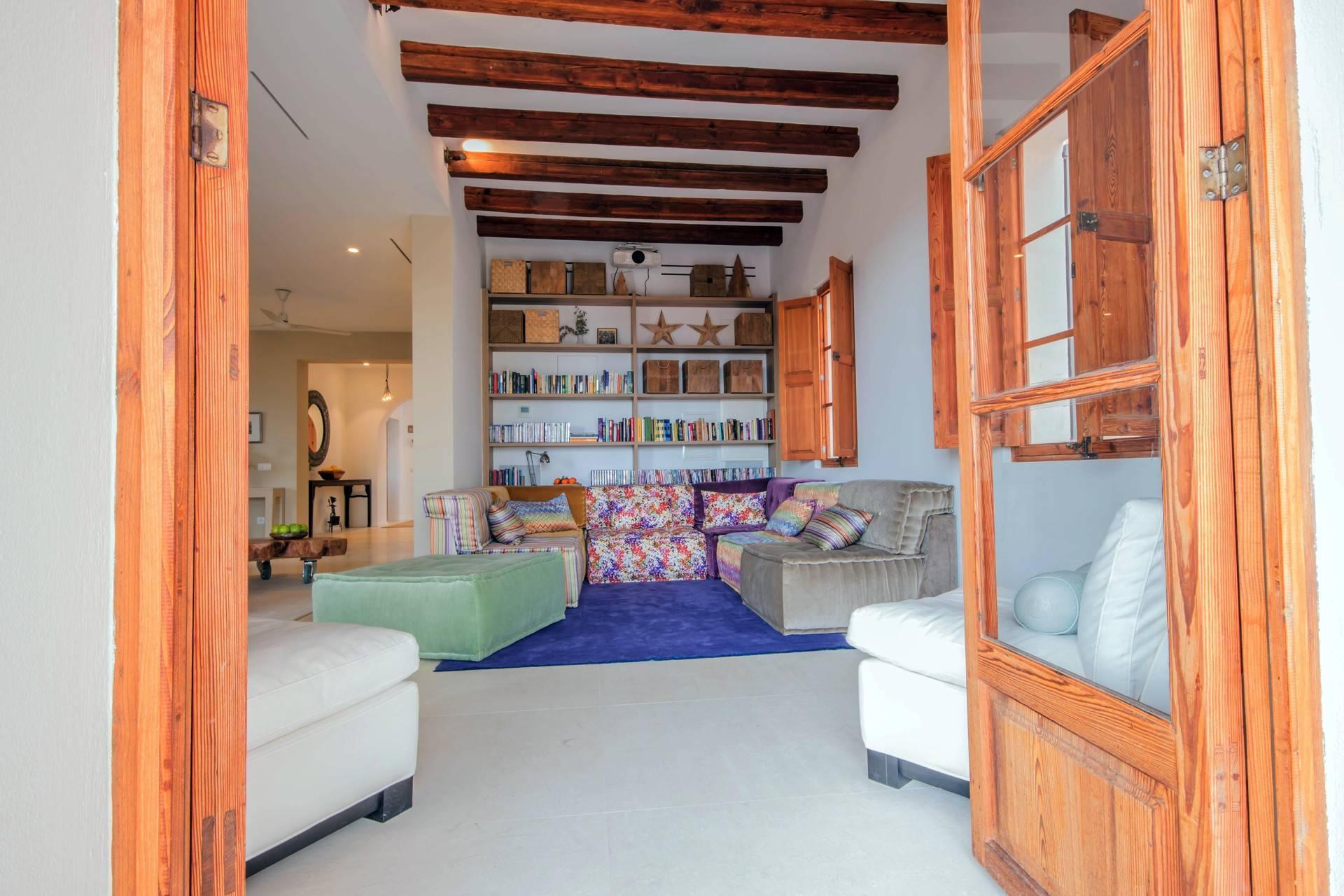 01-257 Luxus Ferienhaus Mallorca Südwesten Bild 8