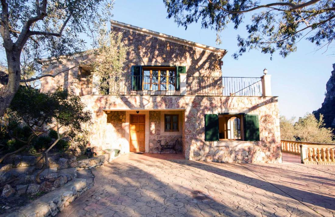 01-258 Charmante Finca Mallorca Westen Bild 8