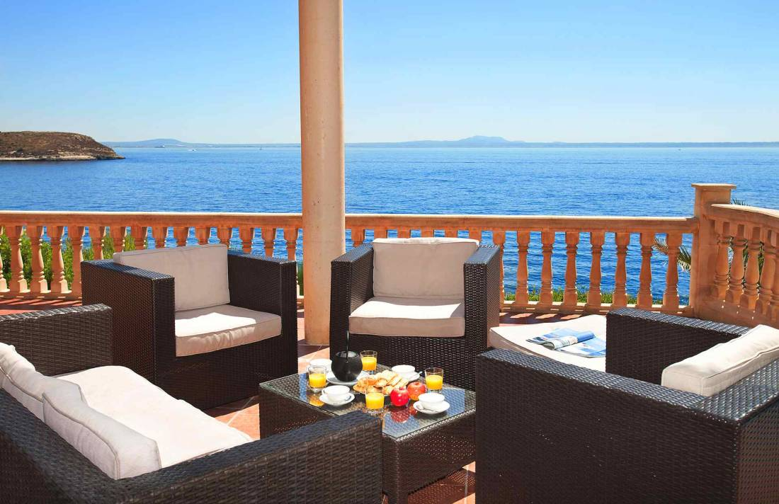 01-23 Villa Mallorca Südwesten mit Meerblick Bild 9