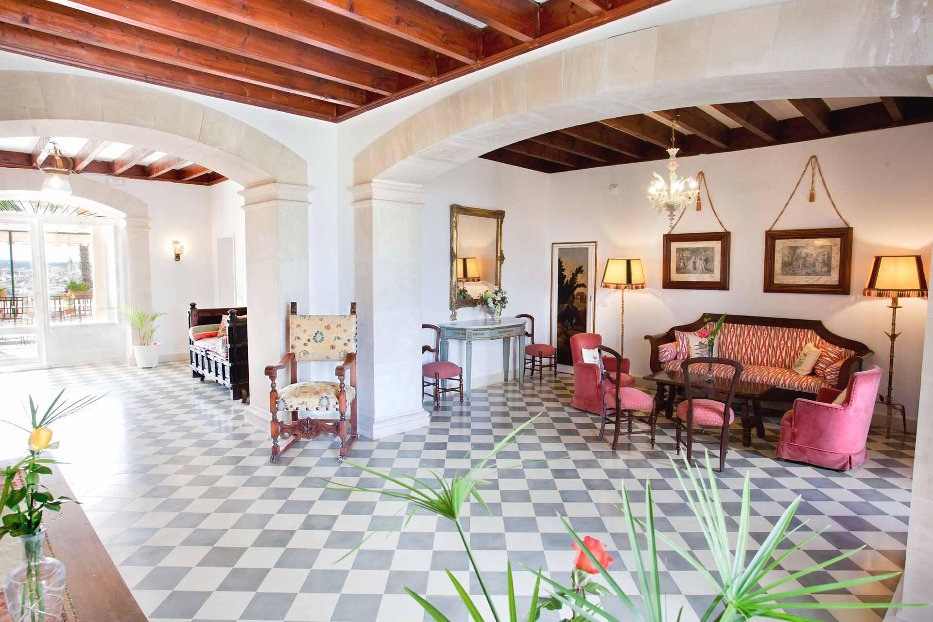 01-63 Exklusives Herrenhaus Mallorca Norden Bild 9