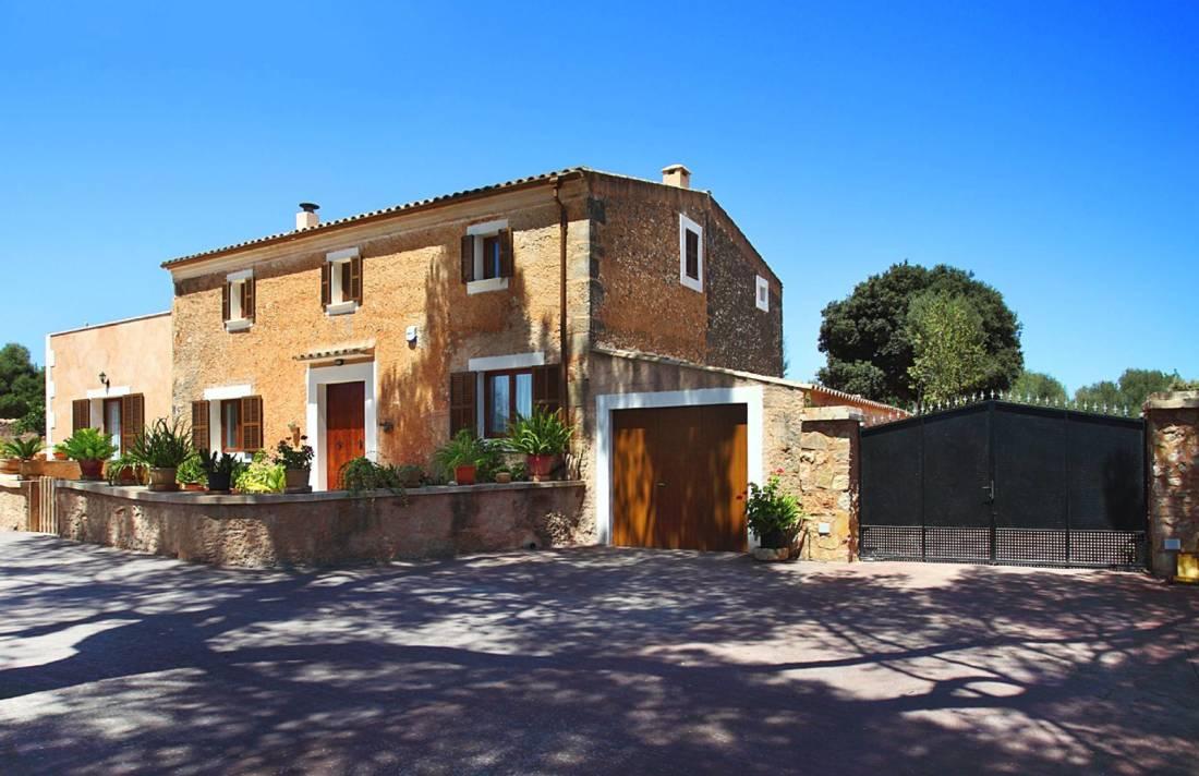 01-142 Rustikales Bauernhaus Mallorca Osten Bild 7
