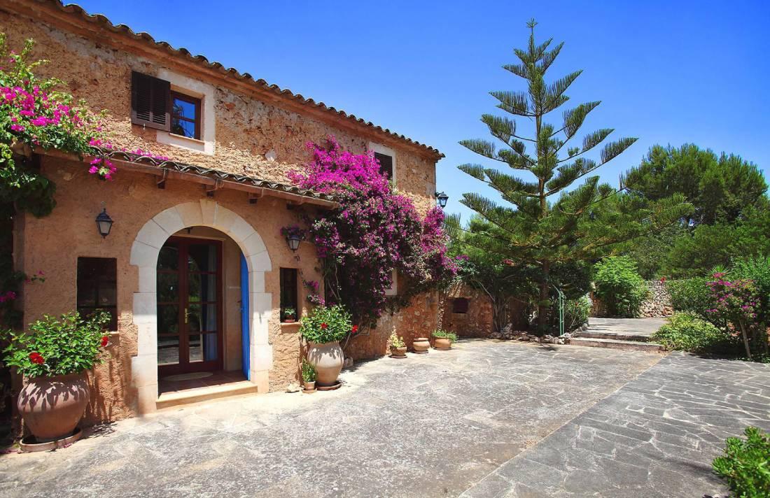 01-131 Restaurierte Finca Mallorca Osten Bild 9