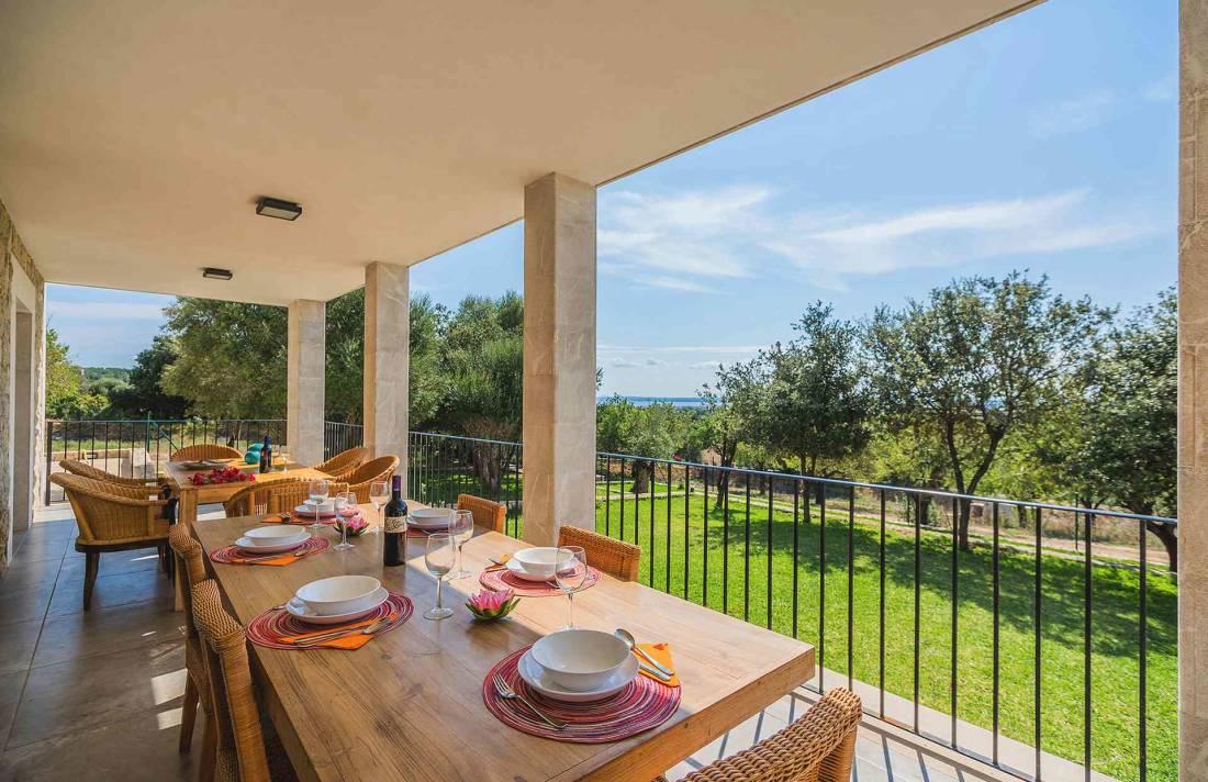 01-155 exklusive Luxus Villa Norden Mallorca Bild 9