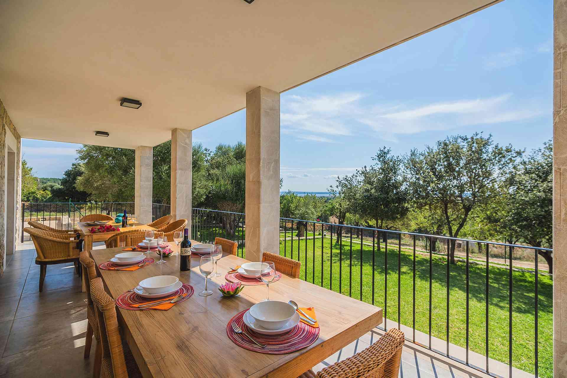 01-155 exklusive Luxury Villa Mallorca North Bild 9