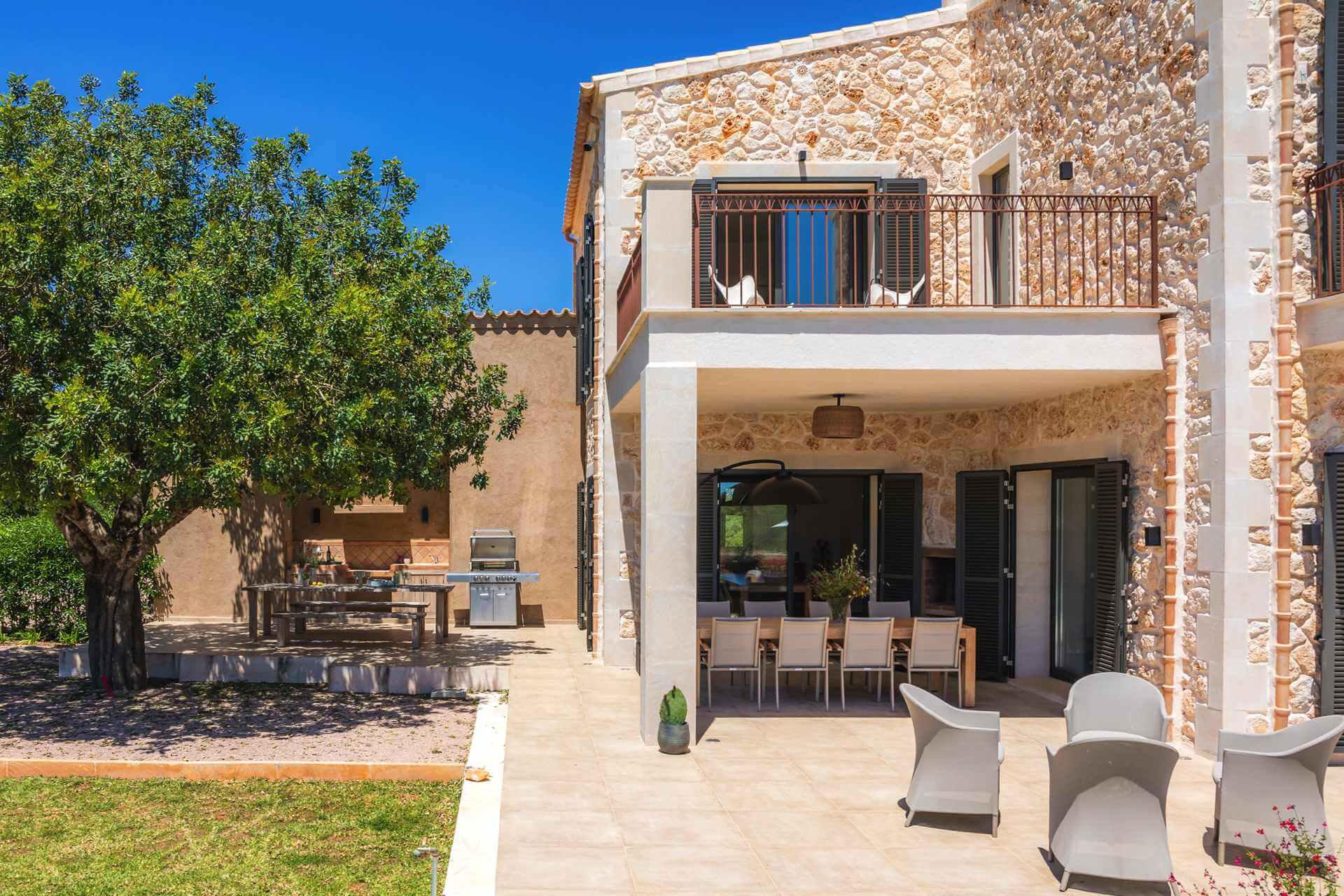 01-340 luxuriöse Finca Mallorca Osten Bild 9