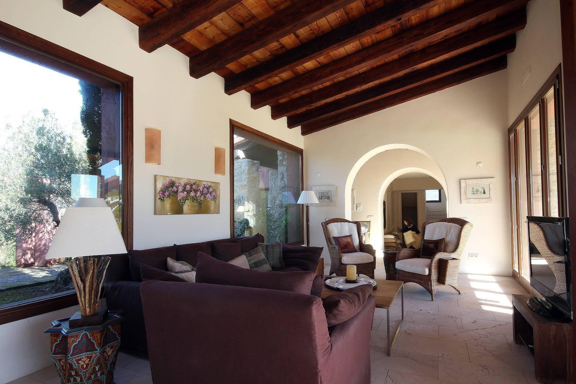 01-94 Elegante Finca Mallorca Nordosten Bild 9