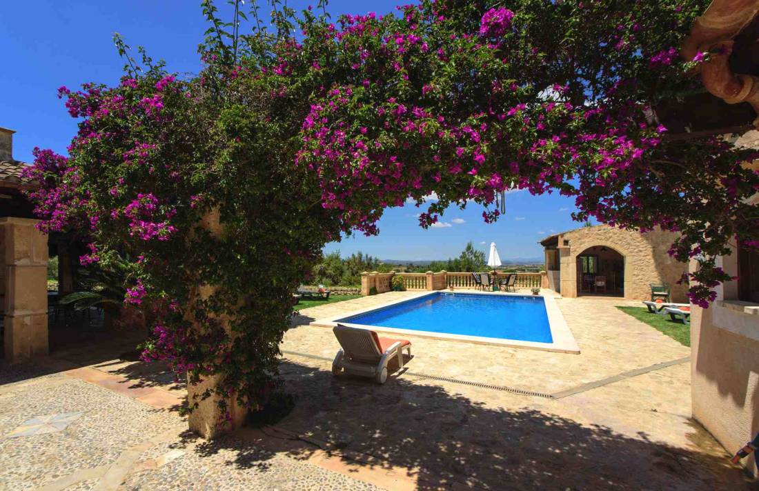 01-147 idyllische Finca Mallorca Osten Bild 9