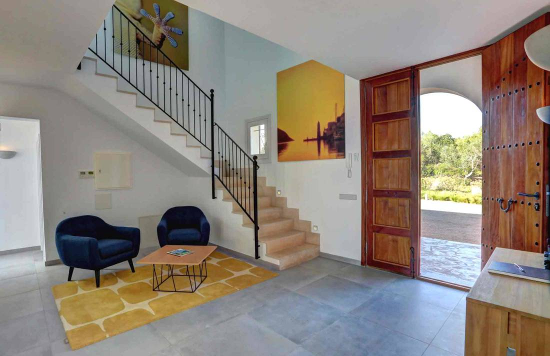 01-315 brand new luxury Finca east Mallorca Bild 9