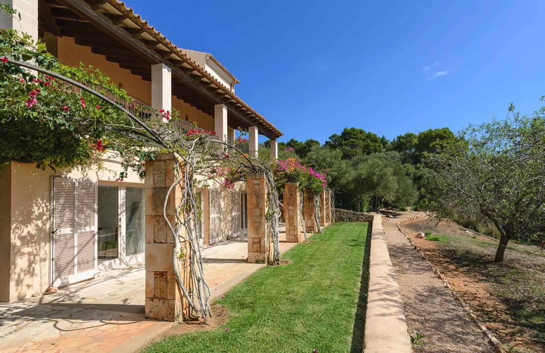01-300 geschmackvolle Finca Mallorca Süden Bild 9