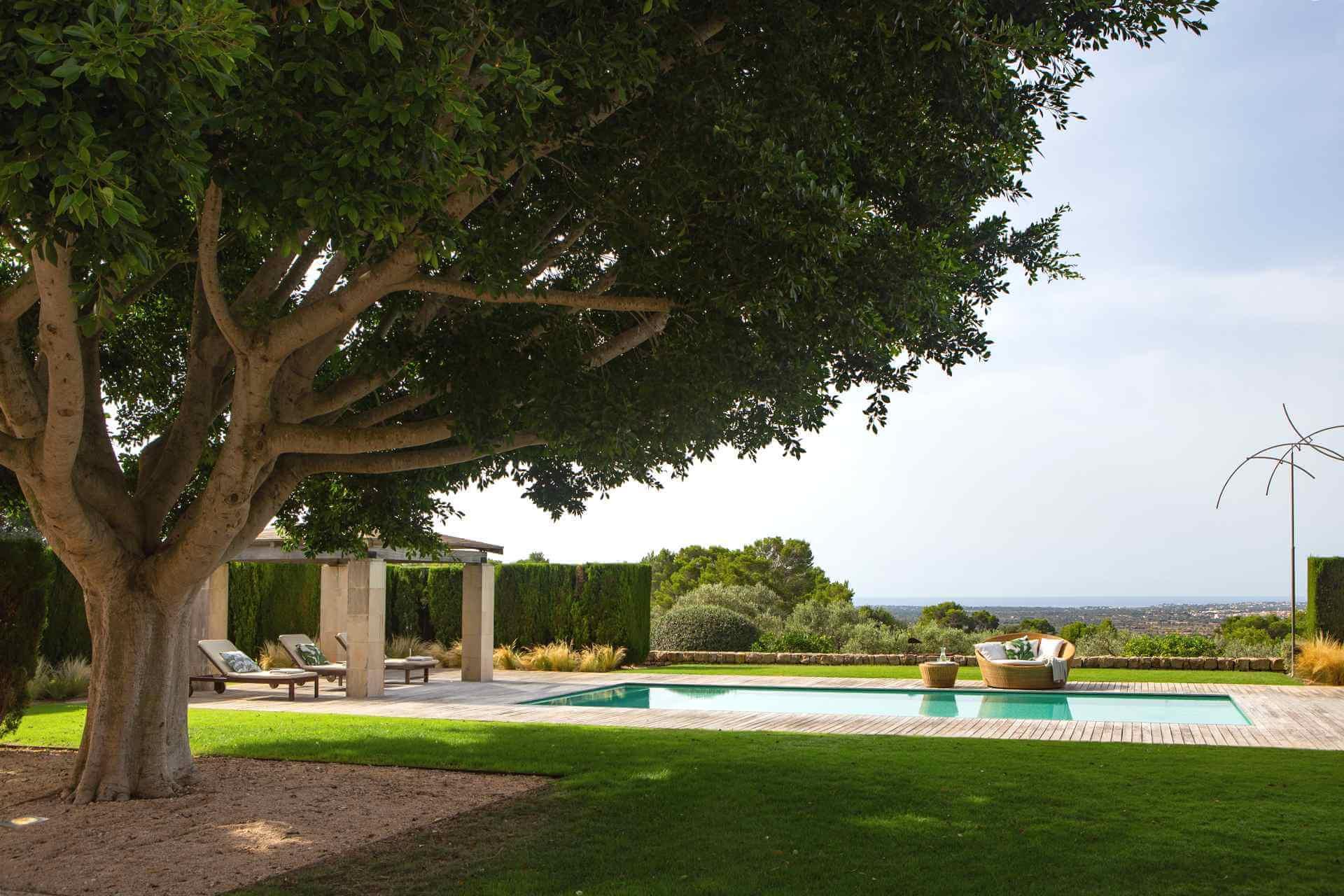 01-07 Exklusive Villa Mallorca Süden Bild 9
