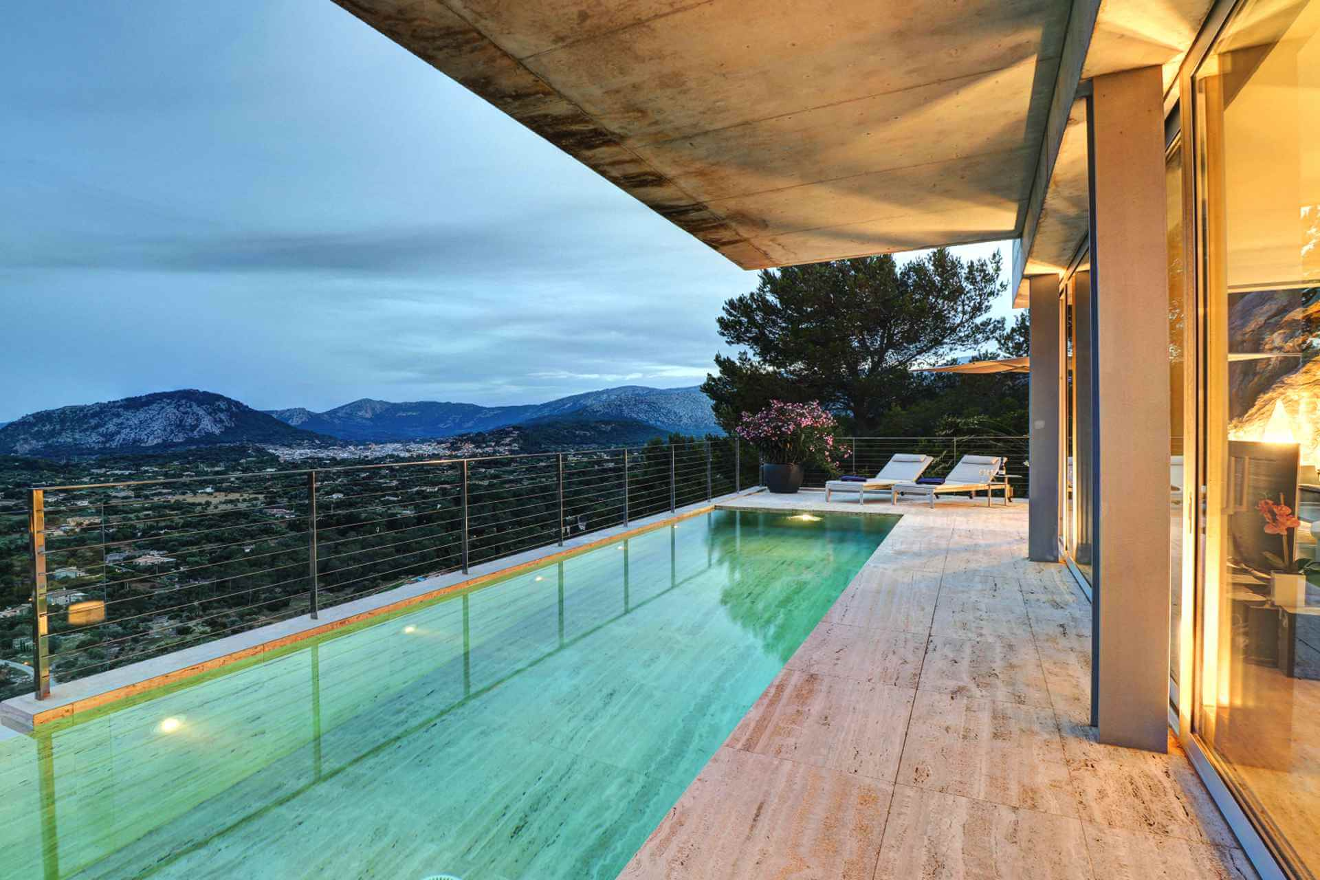 01-341 spektakuläre Villa Mallorca Norden Bild 9