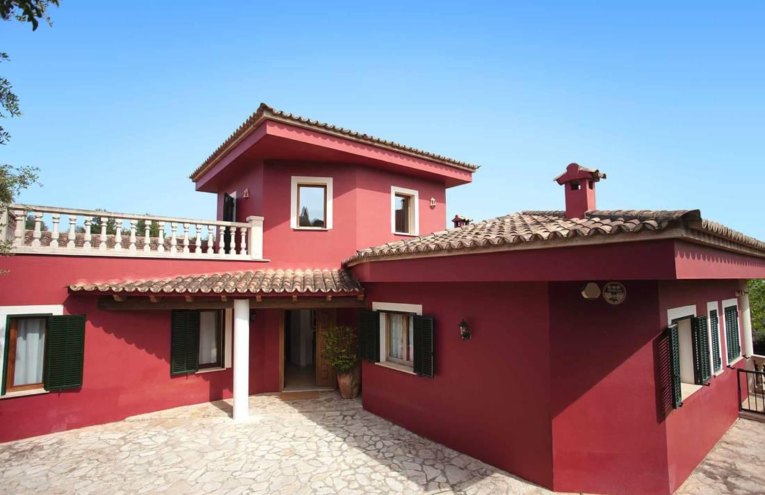 01-309 hübsches Ferienhaus Mallorca Zentrum Bild 9
