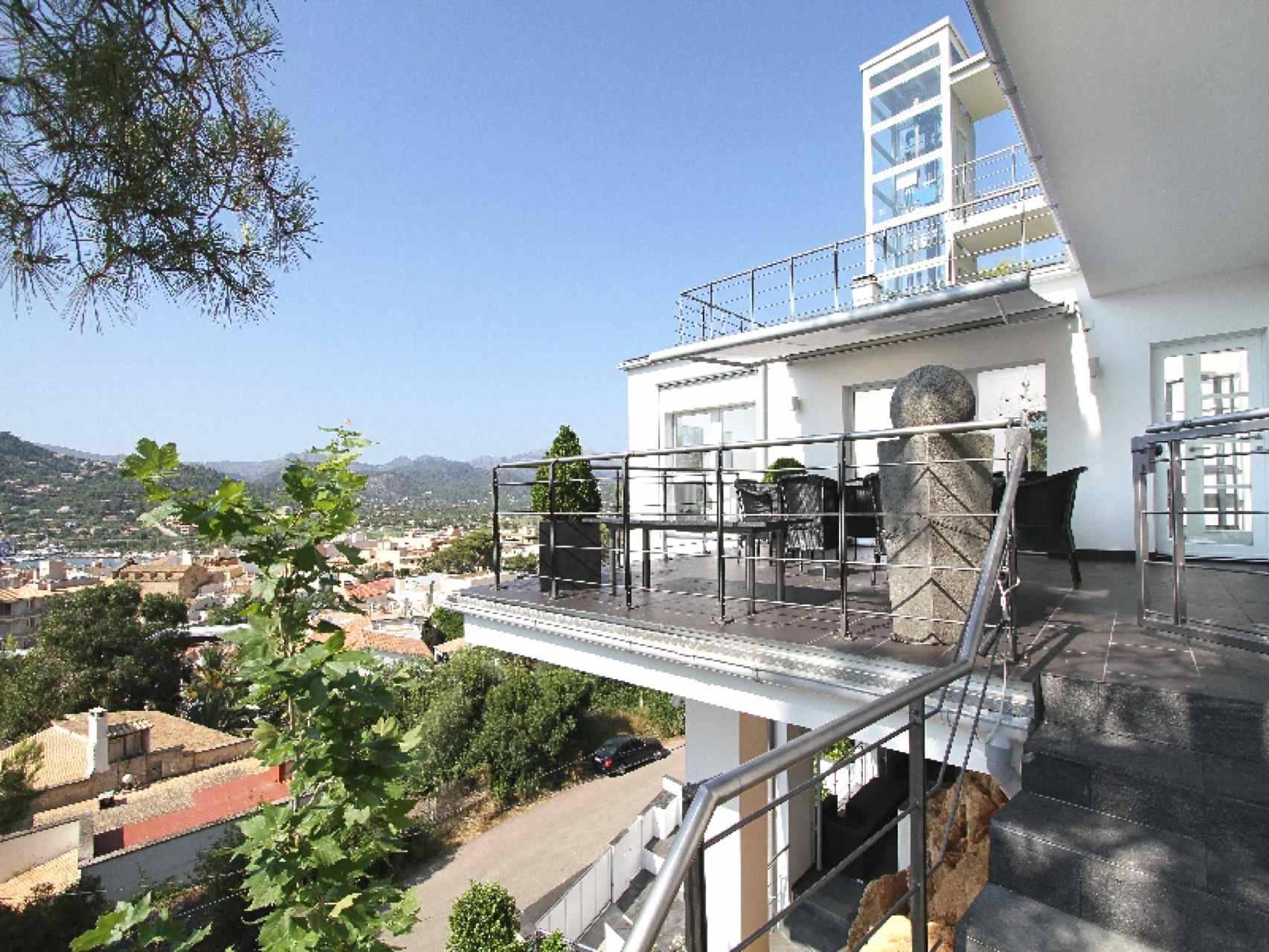 01-04 Bauhaus Villa Mallorca Südwesten Bild 8