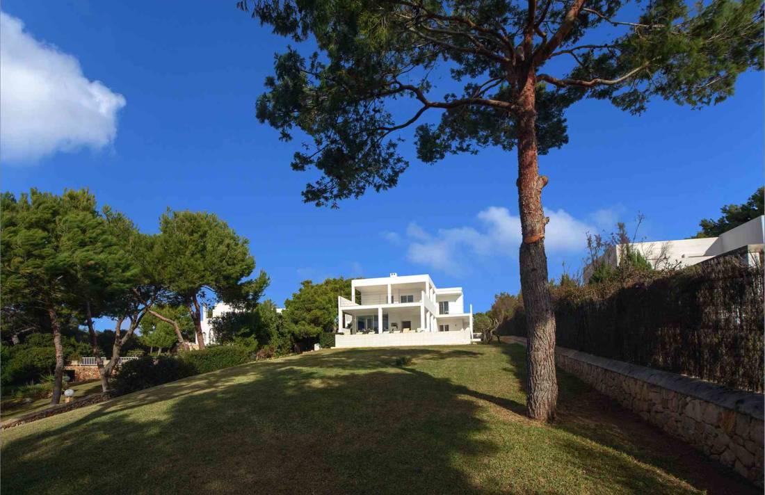 01-156 moderne Meerblick Villa Mallorca Osten Bild 9