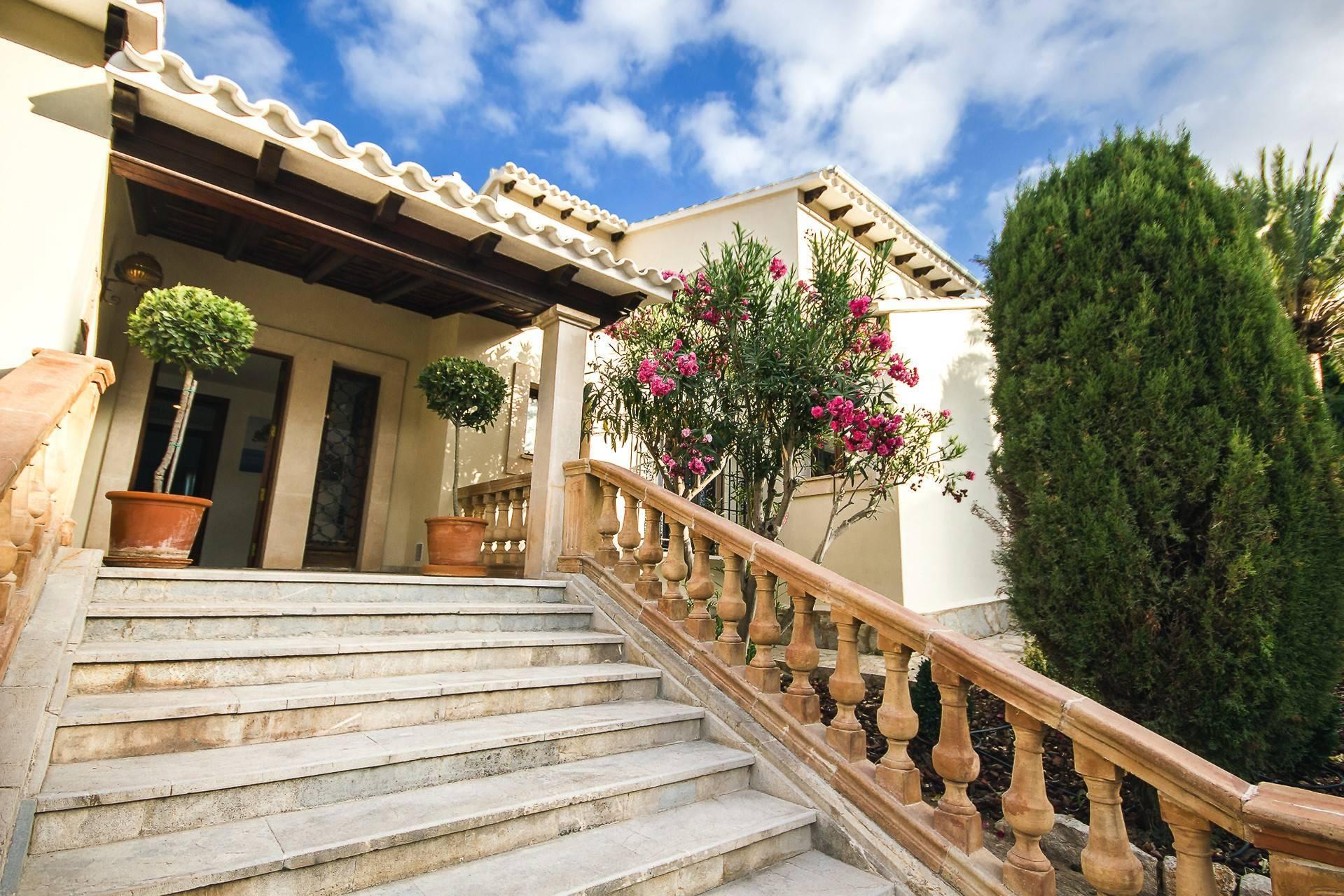 01-266 moderne Villa Mallorca Südwesten Bild 9