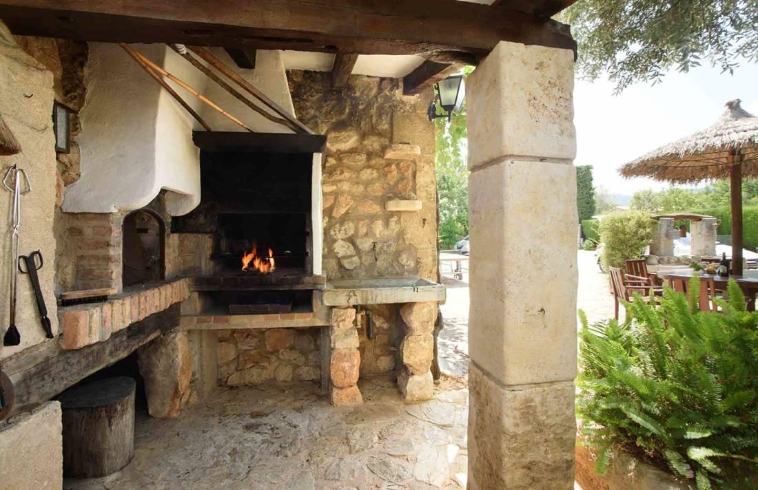 01-164 Romantische Finca Mallorca Norden Bild 9