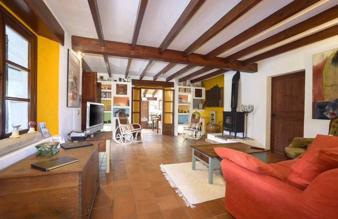 01-161 Finca mit hübschem Garten Mallorca Norden Bild 9
